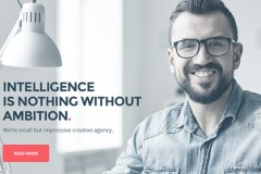 Freelancer – One Page Html Portfolio Template