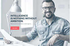 Freelancer – One Page Html Portfolio Template