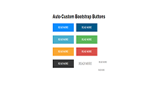 Auto Custom Bootstrap Buttons