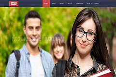 Dream University – HTML5 Bootstrap Template