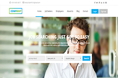 Jonaki – Job Board Bootstrap Template