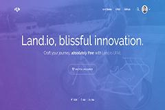 Land.io – Bootstrap Landing page UI kit