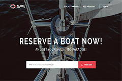 Nava – Free responsive HTML5 Bootstrap template
