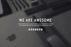Perfect Design – Onepage Bootstrap Portfolio HTML Template