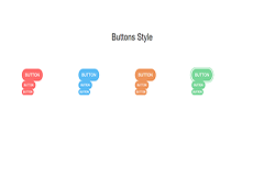 Bootstrap Hover Effect Buttons