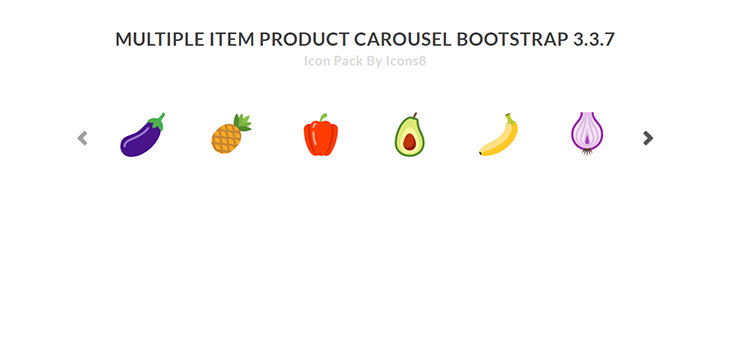 Multiple Item Product Carousel Bootstrap | Bootstrap Themes