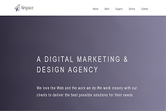 Airspace – Free Responsive Bootstrap Business Agency Template