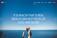 Burnout – Bootstrap Fitness Website Template