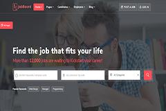 JobBoard – Bootstrap HTML5 Job Portal Template