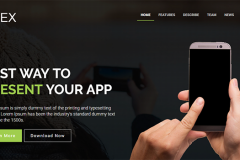 Apex – Bootstrap HTML5 Template