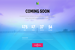 Matrox – Material Design Bootstrap HTML Template