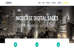 Scorilo – Free HTML Bootstrap Ecommerce Template