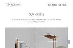 Treviso Free Bootstrap Responsive Template