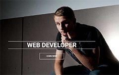 Focal Resume Portfolio – HTML5 Template